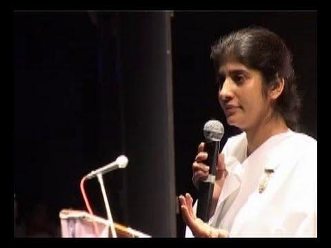 The Ultimate Relationship Part1 - BK Shivani (Hindi)