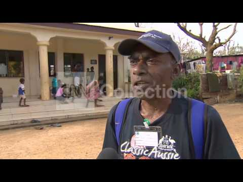 VANUATU: CYCLONE PAM - CNN TEAM SURVEYS DAMAGE