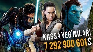 TOP 10 ENG KASSABOP FILMLAR
