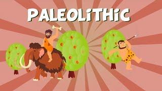 Paleolítico | Video Educativo para Niños