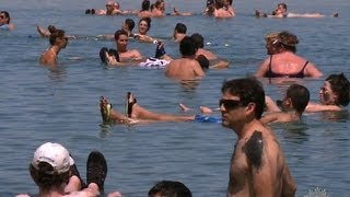 CBS News Sunday Morning: The Dead Sea thumbnail