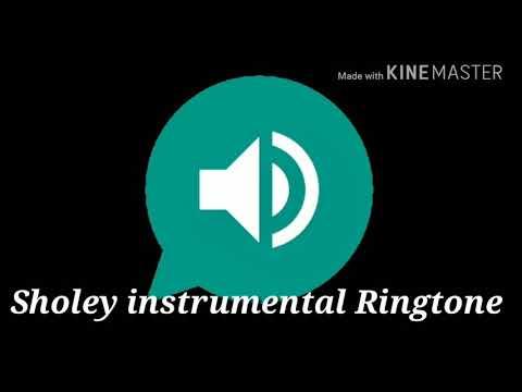 Sholey instrumental best ringtone