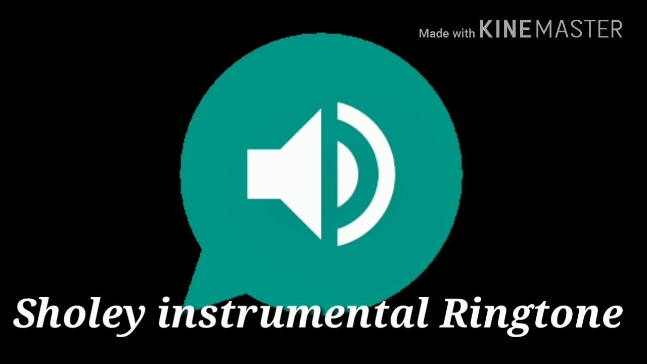 Sholay title ringtone r. D. Burman-1976 youtube.