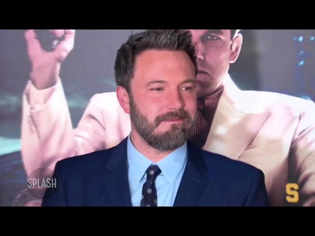 Ben Affleck's addiction 'got the better of him' | Daily Celebrity News | Splash TV