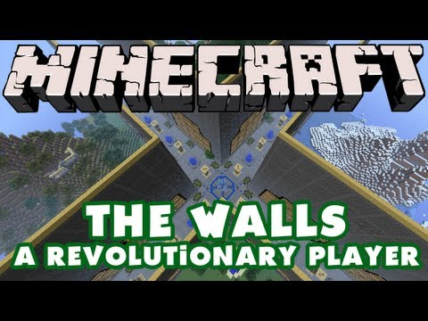 Minecraft - The Walls - A Revolutionary Player!