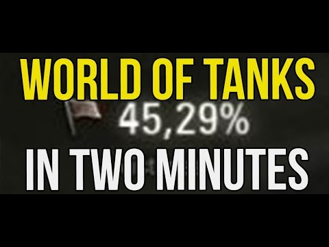 World of Tanks Explained In One Battle And Two Minutes thumbnail