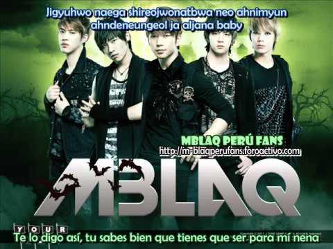 Клип MBLAQ - I Belong To You (Lie to Me OST)