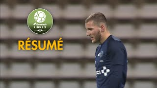Paris FC - RC Lens (2-2)  - Résumé - (PFC - RCL) / 2017-18
