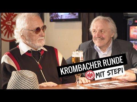 Krombacher Runde mit Stepi | zu Gast István Sztani | Eintracht Frankfurt