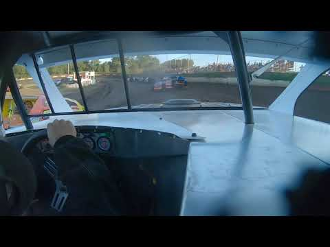 YB House Car-UMP Modfied-Peoria Speedway 08-10-2019