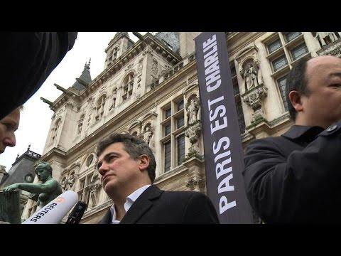 Charlie Hebdo made honorary citizen of Paris