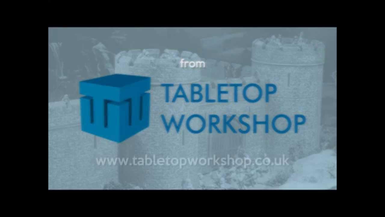 Tabletop Workshop Castle
