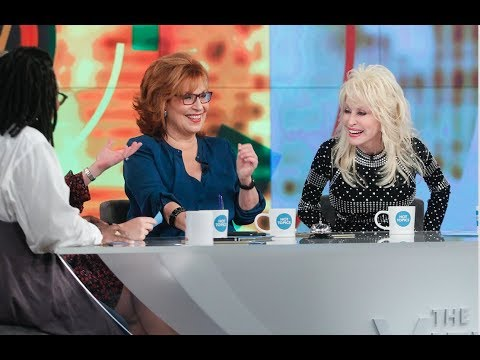 Dolly Parton Talks Working With Whoopi, Meghan McCain Shares Heartfelt Story | The View