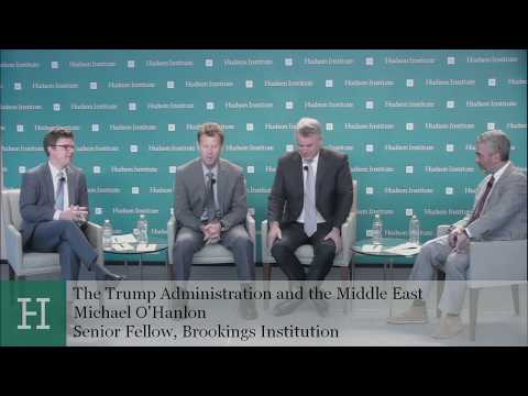 The Trump Administration and the Middle East: What Should Am