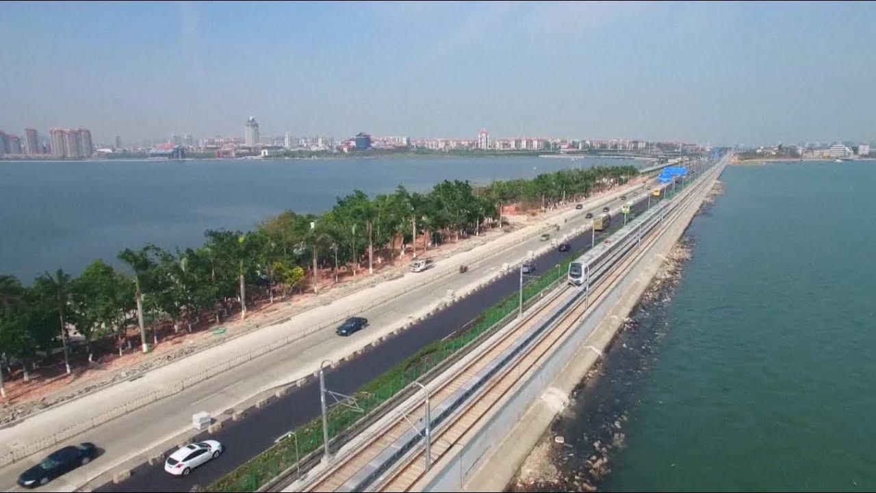 Sea-view Subway Starts Trial Operation in Xiamen