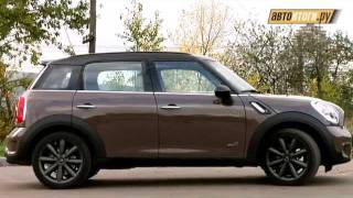Тест-Драйв MINI Cooper S Countryman (автоитоги.ру)