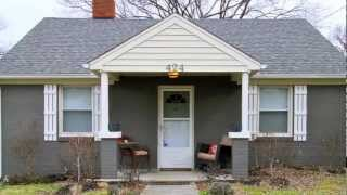 424 Mciver Rd, Nashville Tn- Brick Corner Lot Cottage!