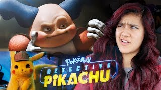 DETECTIVE PIKACHU MOVIE REACTION! Fuzzy Pokemon and Ryan Reynolds!