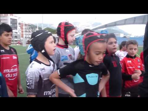 Exclu ecole de rugby du rct toulon live stade mayol sai for Interieur sport rugby