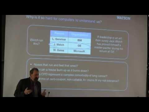 IBM Watson for Healthcare