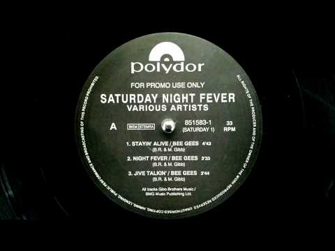 Bee Gees ~ Night Fever 113/Bpm