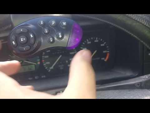 Магнитола из китая и как установить пульт на руль и что делать если экран не выключается