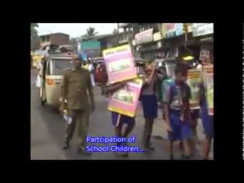 World TB Day 2013, National Commemoration of Sri Lanka
