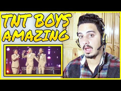 TNT BOYS 'Together We Fly' Listen World Tour REACTION