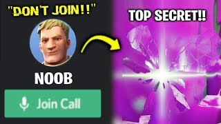 He Told Me NOT To Join.. (Fortnite)