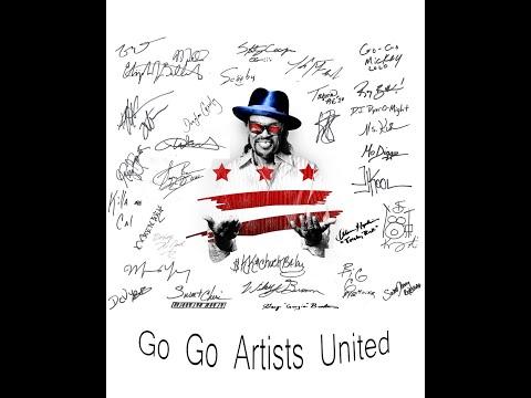 I Wanna Thank You -  Go Go Artists United