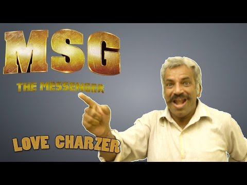 MSG OFFICIAL SONG || LOVE CHARGER ||