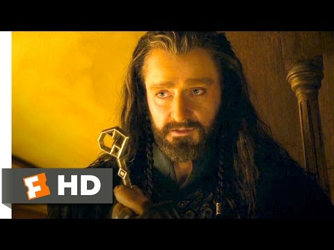 The Hobbit: An Unexpected Journey - The Misty Mountains Cold Scene (3/10) | Movieclips