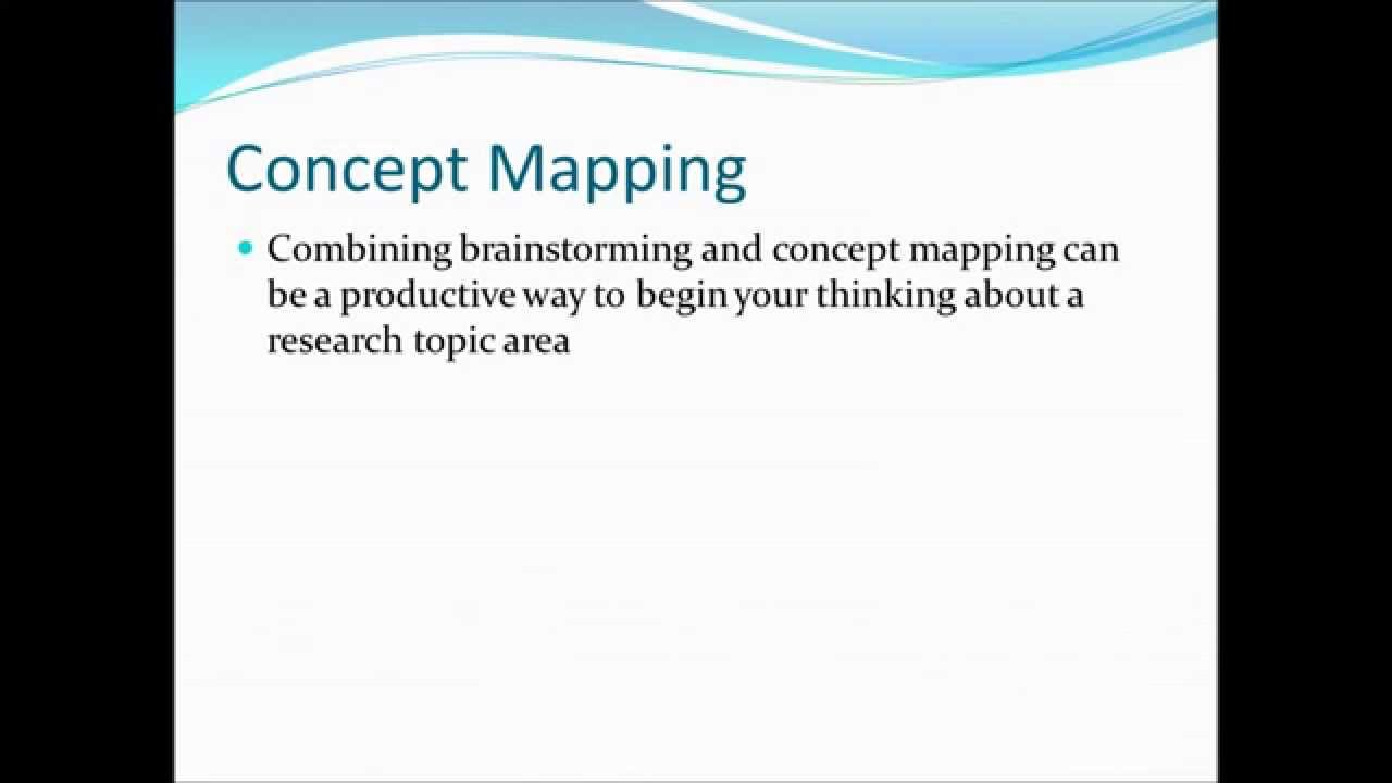 mba thesis research concept paper Years of effort that went into the production of this paper a special thanks also to howard anton [1], from whose book many of the examples used in this sample research paper have been quoted.