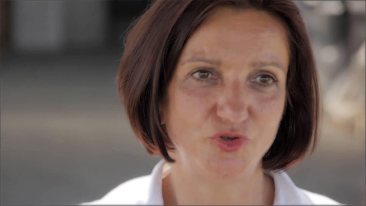 Wywiad z Iwoną Fifowską-Solą - odpowiedzialną za zaopatrzenie i SAP w firmie Uzin - YouTube
