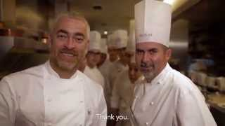 Chef Alex Atala Acceptance Speech | Diners Club International