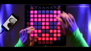 Siri vs Nev - Cats and Boots Beatbox Launchpad Pro Battle (Rob…