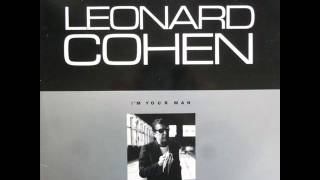 Watch Leonard Cohen Aint No Cure For Love video