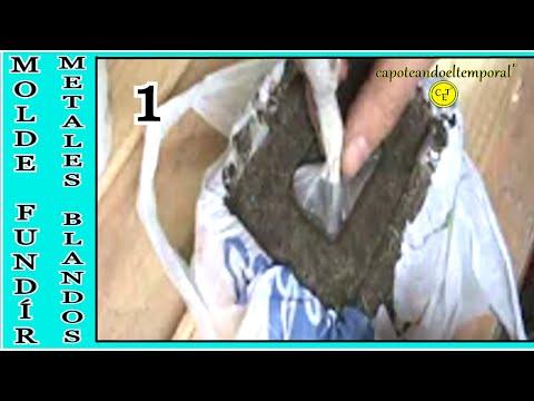 molde permanente para fundir metales ( 1 de 2 ) - permanent mold for ...