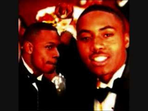NaS & AZ - How Ya Livin' (complete with lyrics)