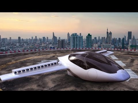 Electric flying car (air taxi) startup gets major funding