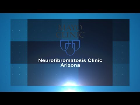 Neurofibromatosis Type 1 and Type 2 – Mayo Clinic