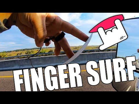 FingerSurfers $20 Board unboxing + In-Depth Review