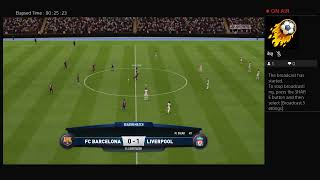 FIFA 19 Live PS4 Broadcast
