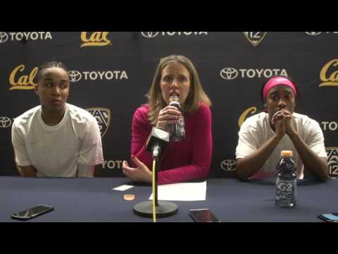 Cal Women's Basketball: Colorado Post-game Press Conference (2/12/17)