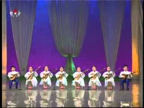 """[Oungum] """"Let's Sing, Young Friends"""" {DPRK Music}"""