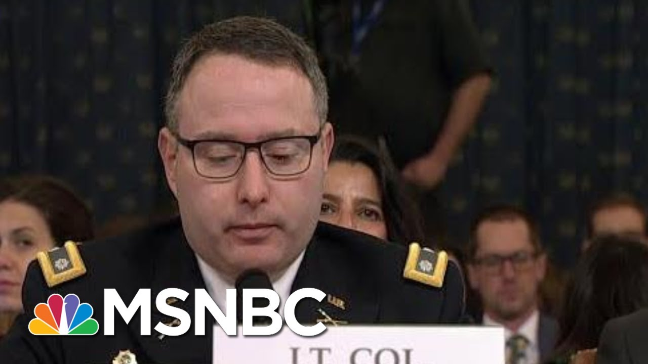 Friday Night Massacre: Trump Fires Two Impeachment Witnesses | The Last Word | MSNBC