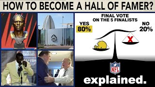 How the Hall of Fame Process ACTUALLY Works! | NFL Explained
