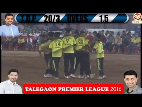 T.D.Knight Riders VS T.D.Panthers TPL.......2016