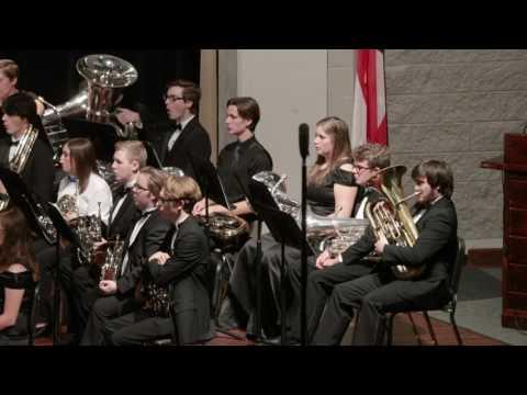2017 District 9 Symphonic Honor Band - Dum Spiro Spero