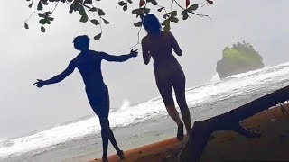 WE MET AN HOUR AGO & GOT NAKED IN PARADISE! (Episode 4) - The Worlds BEST Travel Vlog -